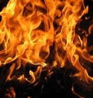 Jak spalić tłuszcz z brzucha? - obrazek ognia