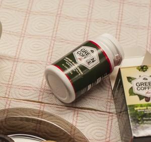 Zielona kawa tabletki odchudzające